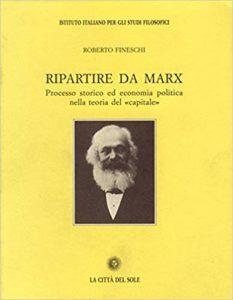 Ripartire da Marx. Processo storico ed economia politica nella teoria del Capitale, La Città del Sole, 2006