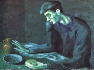 Il pasto del cieco 1903