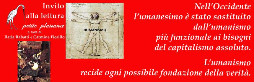 Umanesimo vs umanismo
