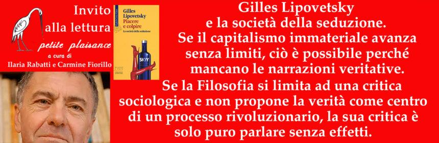 Gilles Lipovetsky 01