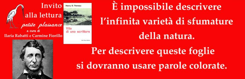 Henry David Thoreau 02