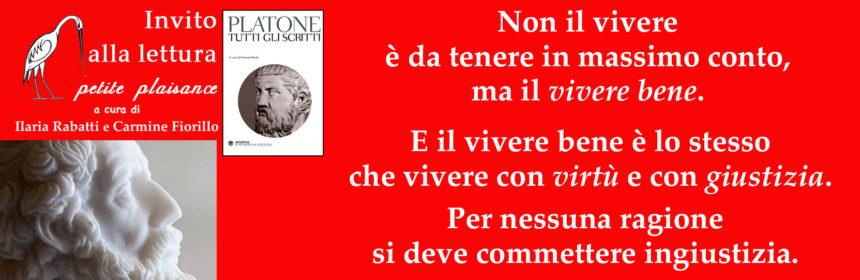 Platone, Critone