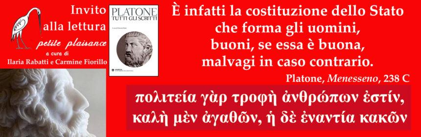 Platone, Menesseno