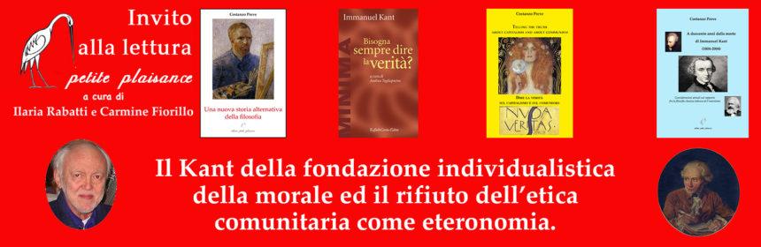 Costanzo Preve versus Immanuel Kant