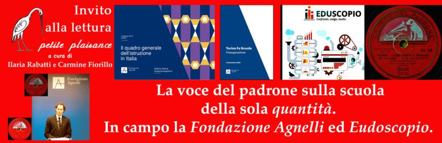 Salvatore Bravo–Fondazione Agnelli - Eudoscopio