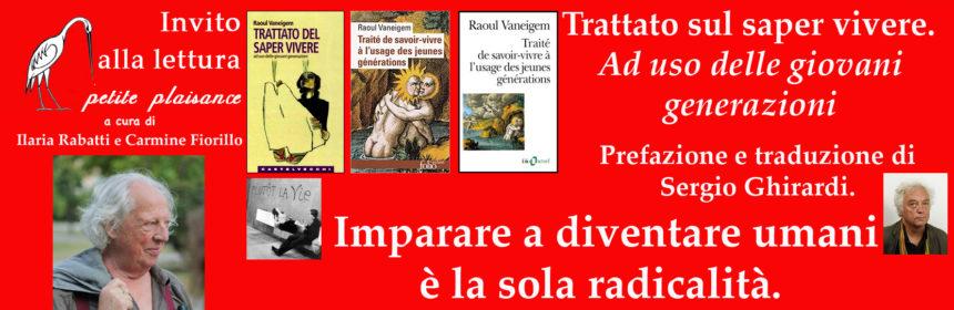Vaneigem Raoul_Sergio Ghirardi