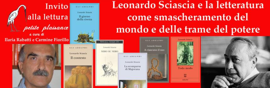 Leonardo Sciascia - Giorgio Riolo