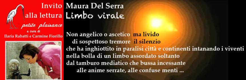 Maura Del Serra - coronavirus -pandemia