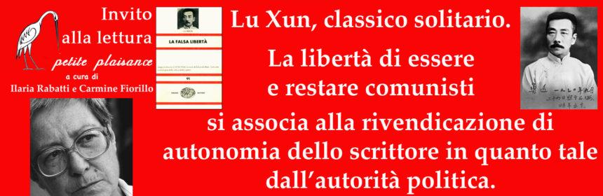 Edoarda Masi, Lu Xun