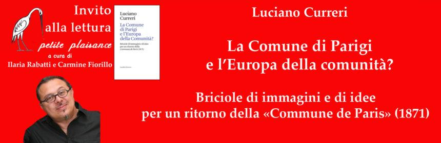 Luciano Curreri, Comune di Parigi