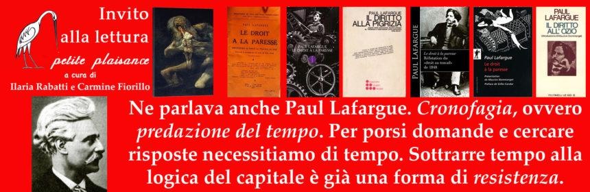 Paul Lafargue - Le droit à la paresse