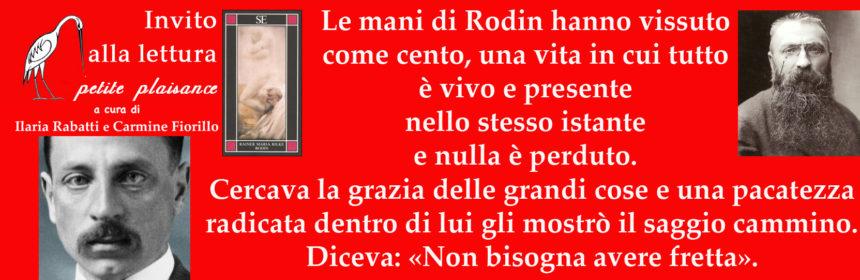 Rainer Maria Rilke-Rodin