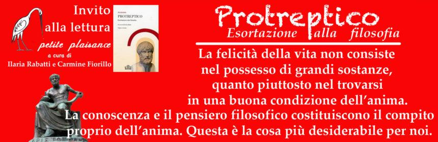 Aristotele- Protreptico