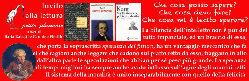 Immanuel Kant 032 Speranza