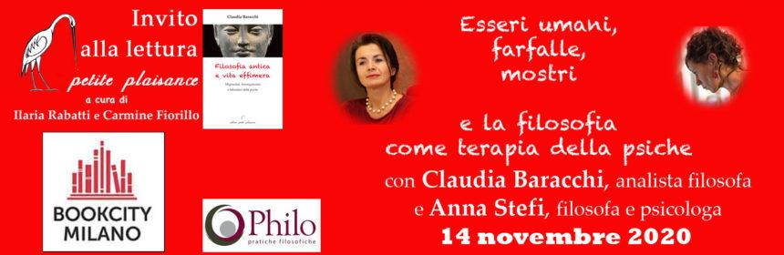 Claudia Baracchi - Bookcity 2020
