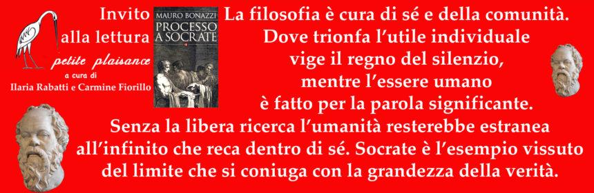 Mauro Bonazz, Processo a Socratei 001