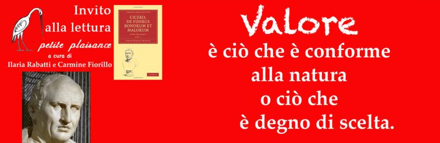 Cicerone M.T., valore