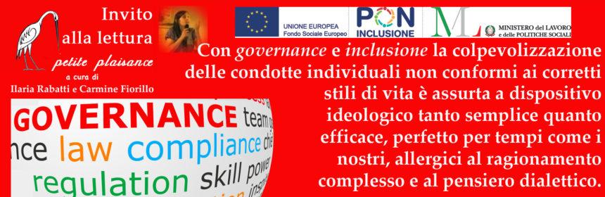 Fernan Mazzoli, governance, inclusione