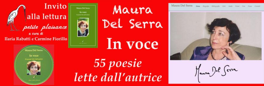 Maura Del Serra, In voc blog