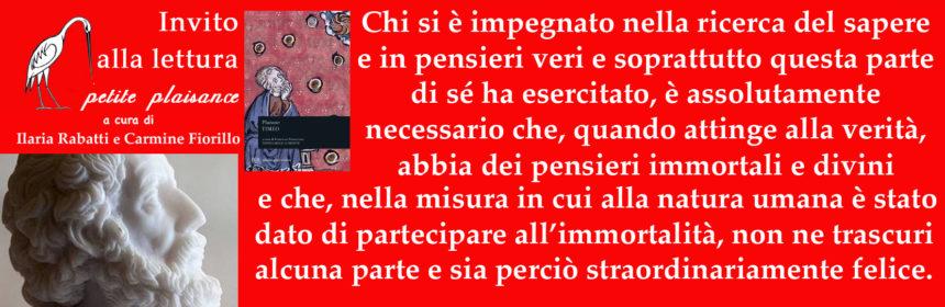 Platone, Timeo 01