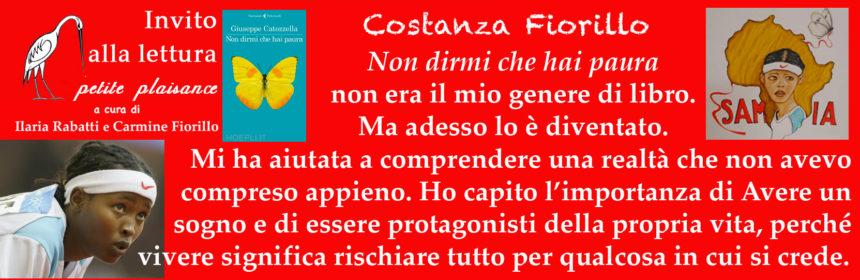 Samia Yusuf Omar - Costanza Fiorillo