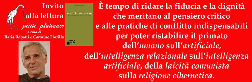 Renato Curcio - Identità cibernetiche
