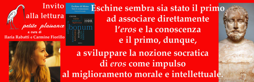 Francesca Pentasuglio - Eschine di Sfetto