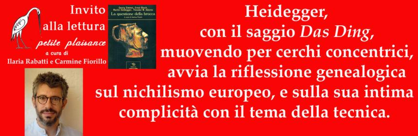 Matteo Vegetti - Heidegger