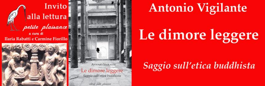 Antonio Vigilante - Le dimore leggere