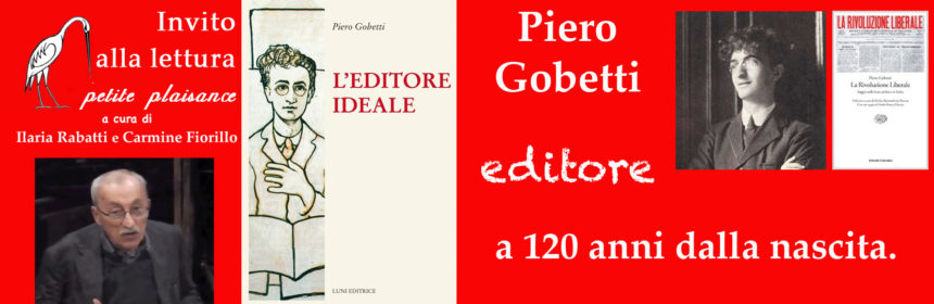 Piero Gobetti editore copia
