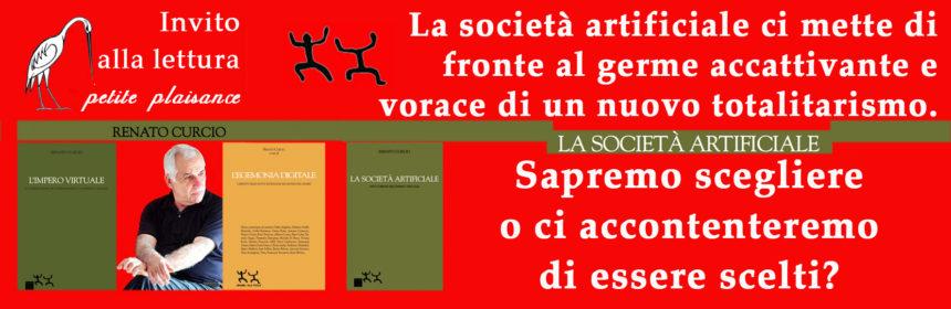 Renato Curcio_La società artificiale