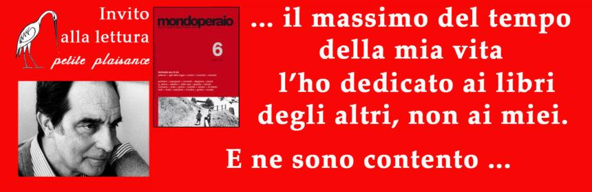 Italo Calvino_Libri degli altri