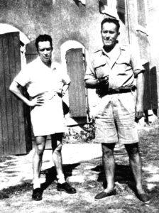 Albert Camus e Renè Char
