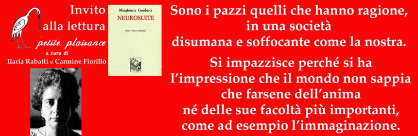 Margherita Guidacci, Neuroisuite