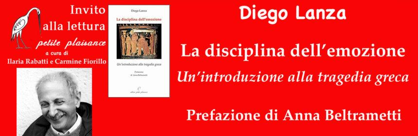 Diego Lanza_Disciplina dell'emozione