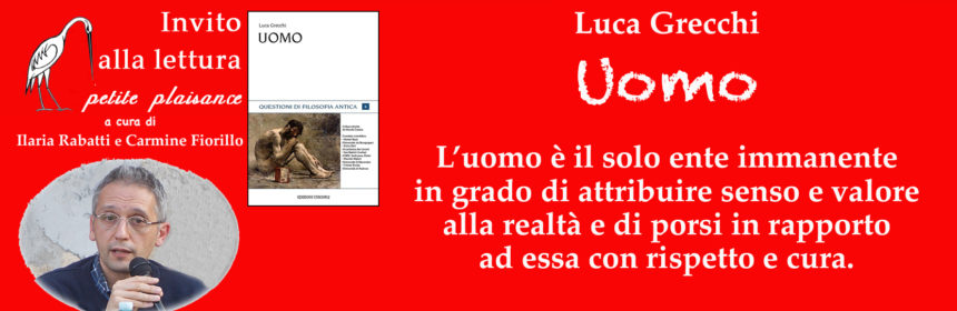Luca Grecchi Uomo