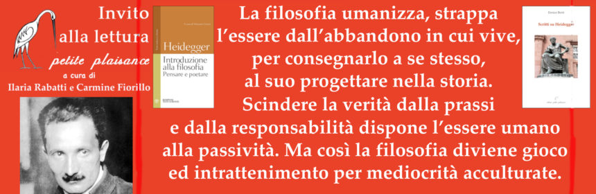 Martin Heidegger- Enrico Berti 02 copia