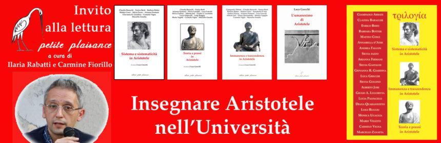 Luca Grecchi - Aristotele