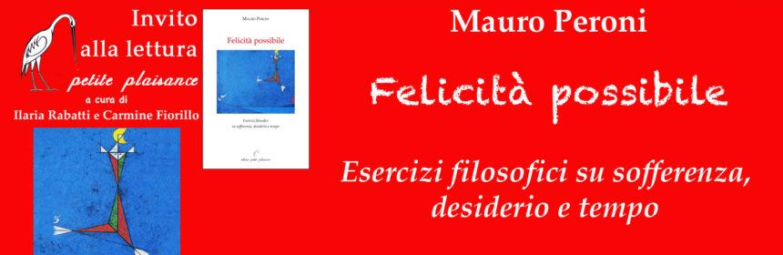 Mauro Peroni-Felicità