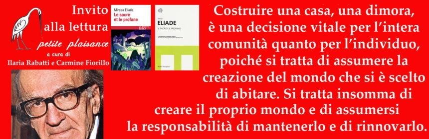 Mircea Eliade - Il sacro e il profano