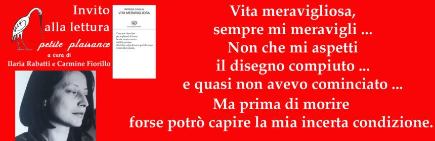 Patrizia Cavalli 01