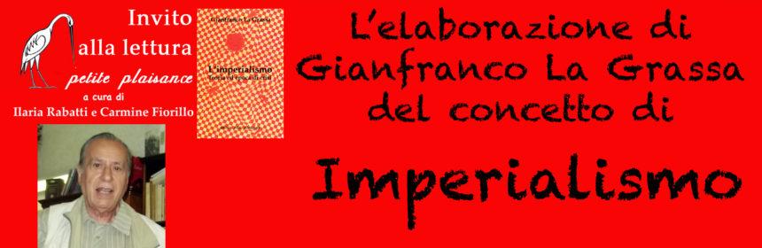 Giancarlo Paciello–Imperialismo La Grassa