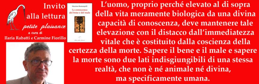 Massimo Bontempelli La conoscenza del bene e del male