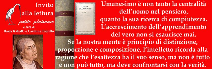 Nicola Cusano