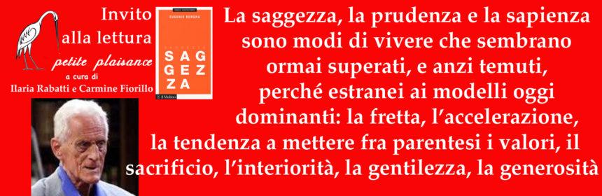 Borgna Eugenio, Saggezza