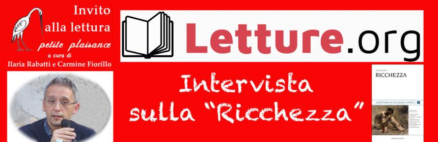 Luca Grecchi Intervista