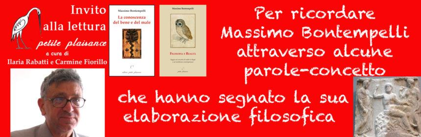 Bontempelli Massimo 2021